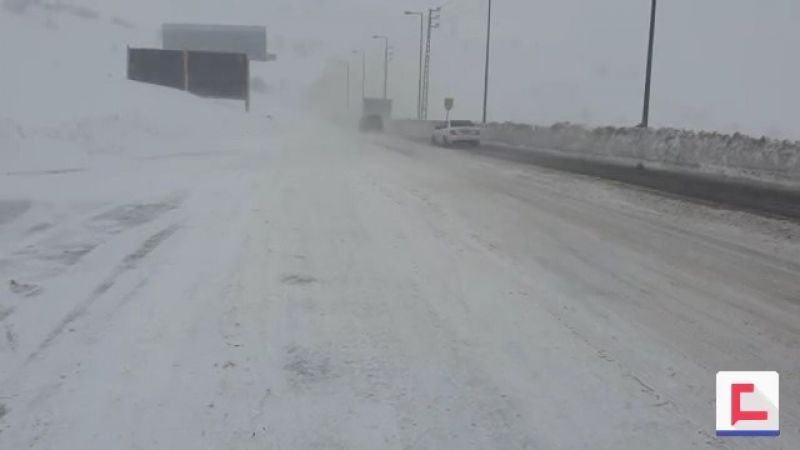 بالفيديو..طريق البقاع الغربي شريان بديل عن طريق ضهر البيدر لمنطقة البقاع