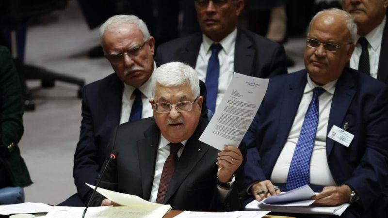 عباس أمام مجلس الأمن:  شعبنا لم يعد يتحمل استمرار الاحتلال