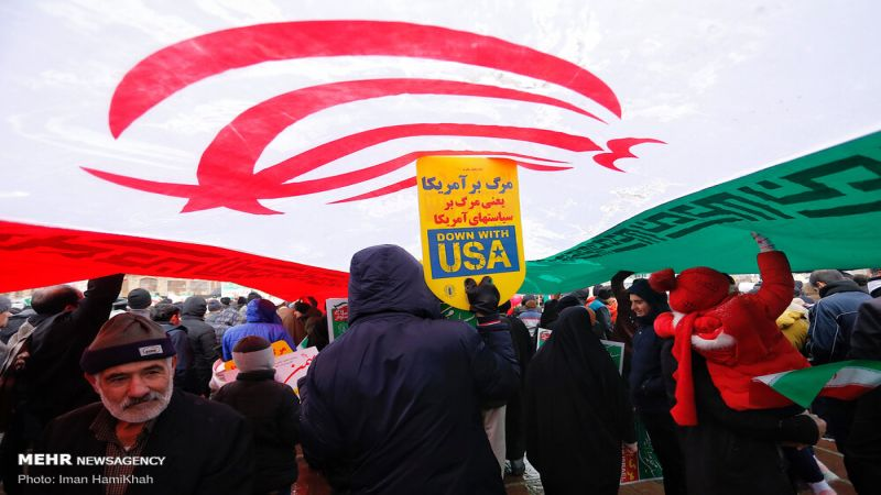 حول انتصار الثورة الإسلامية الإيرانية وبناء ركائز قوة الدولة