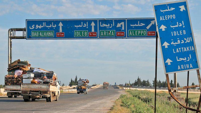هجومٌ جديد للإرهابيين في إدلب.. التركي يتدخل بشكل مباشر مجددًا