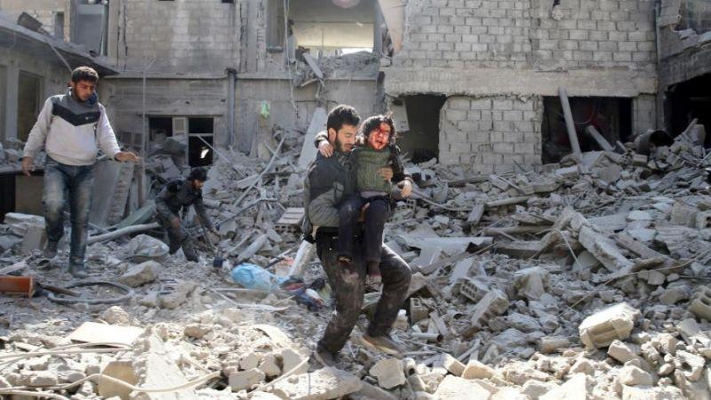 لماذا استهدف الكيان الصهيوني الغوطة الشرقية عدة مرات؟