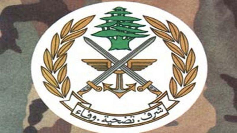 الجيش يطلق النار على طائرة اسرائيلية مسيرة مقابل ميس الجبل ويجبرها على الانكفاء إلى داخل فلسطين المحتلة