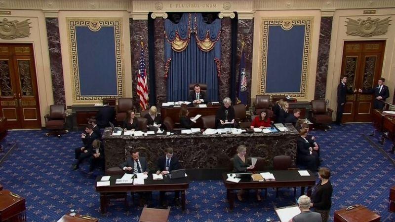 مجلس الشيوخ الأميركي يتبنى قراراً يقيد تحركات ترامب في اتخاذ إجراء عسكري ضد إيران