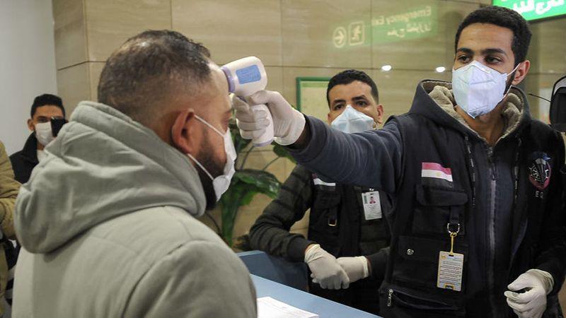 """مصر تعلن اكتشاف أول حالة """"كورونا"""" على أراضيها"""