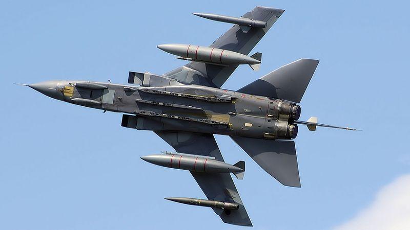 """بالفيديو: هكذا أسقط اليمنيون طائرة """"تورنيدو"""""""