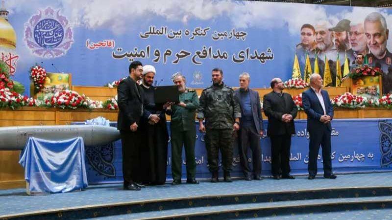 الحرس الثوري الإيراني يزيح الستار عن جهازين مضادين للرادار