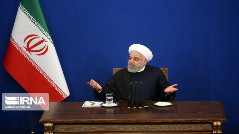 روحاني: إذا كفت السعودية عن العدوان فستكون الأوضاع أكثر انفتاحاً للحوار