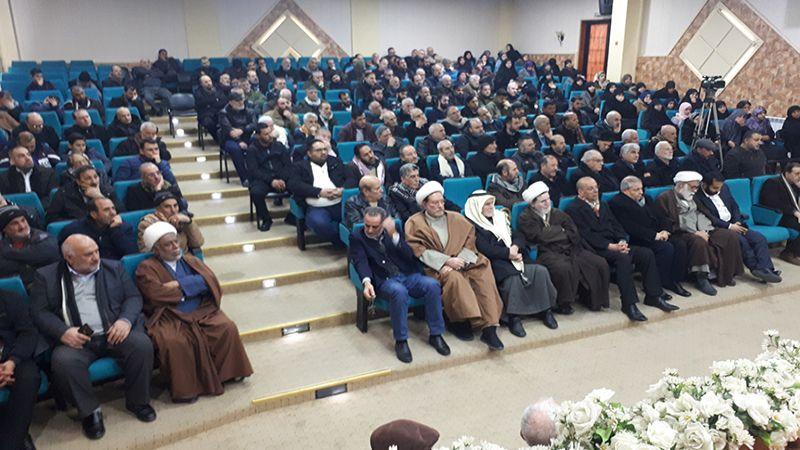 ندوة فكرية بذكرى انتصار الثورة في الهرمل