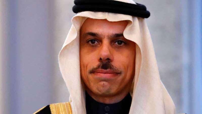 """وزير الخارجية السعودي: العلاقات مع """"إسرائيل"""" بعد اتفاق سلام"""