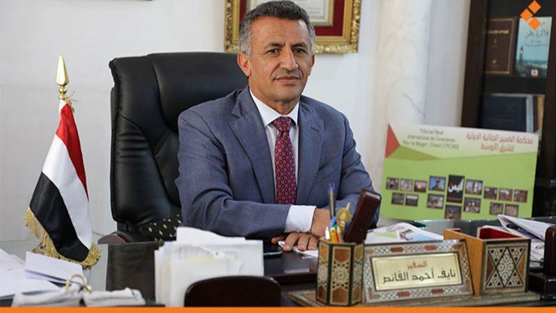 """السفير اليمني في دمشق لـ""""العهد"""": للشهيد سليماني بصمات كبيرة في اليمن"""