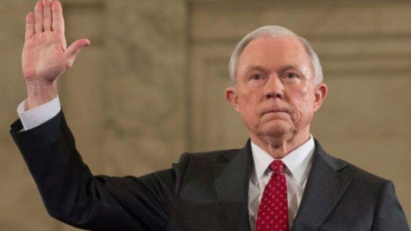وزير العدل الأمريكي لترامب: توقّف عن التغريد!
