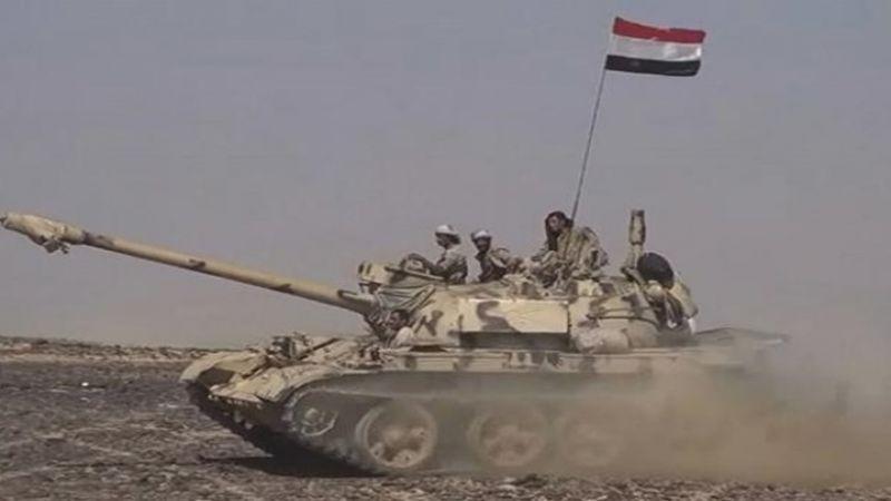 """اليمن: العدوان يستقدم عناصر من """"القاعدة"""" إلى جبهة مأرب"""