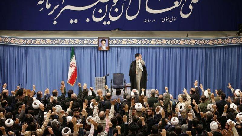 الإمام الخامنئي للإيرانييين: الانتخابات ستُحبط نوايا الأميركيين والصهاينة