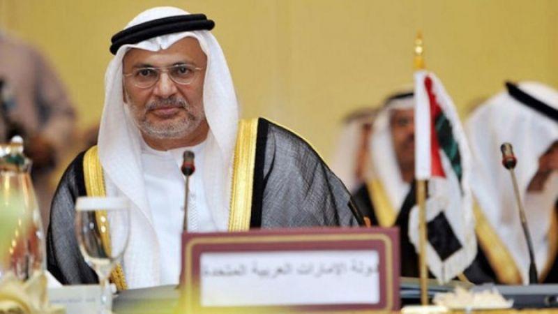 وزير الخارجية الاماراتي يمهّد للعودة الى سوريا