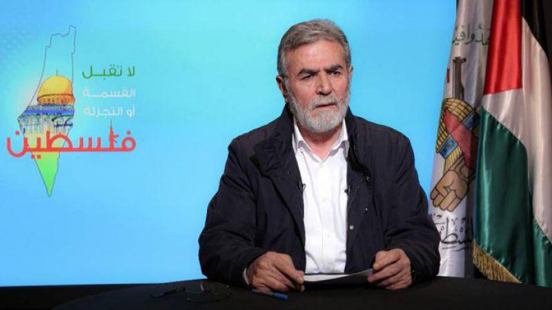 النخالة: مقاومة غزّة سترد على أيّ عملية اغتيال