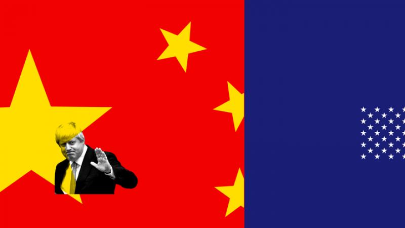 أميركا وحيدة أمام الصين