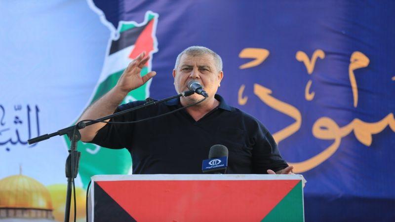 خالد البطش: لا مكان للمساومات السياسية على حساب قضيتنا