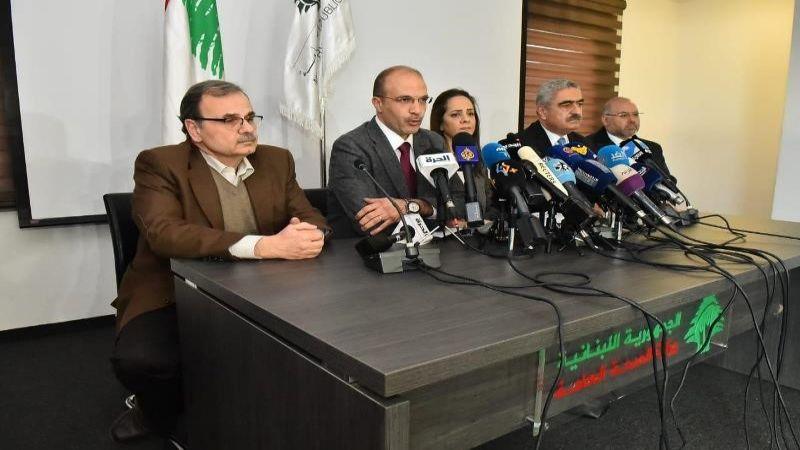 الإعلان عن أول إصابة بفيروس كورونا في لبنان