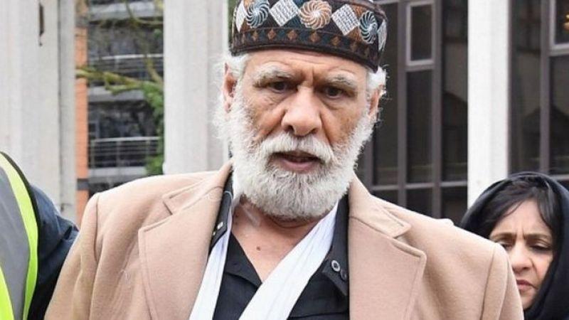 الاعتداء على مؤذّن مسجد لندن المركزي