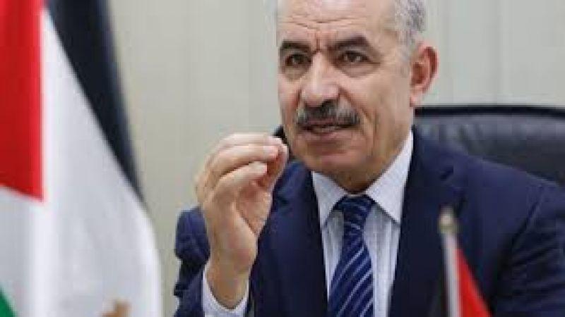 الحكومة الفلسطينية تدين قتل وخطف وتنكيل الاحتلال بجثمان الشهيد الناعم