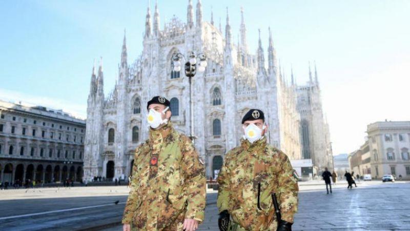 """بسبب """"كورونا"""".. مسؤول عسكري إيطالي يلغي زيارته للأراضي المحتلة"""