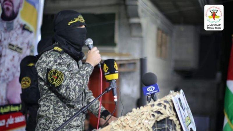 أبو حمزة: سرايا القدس حوّلت غلاف غزة إلى جحيم ورسّخت معادلة القصف بالقصف