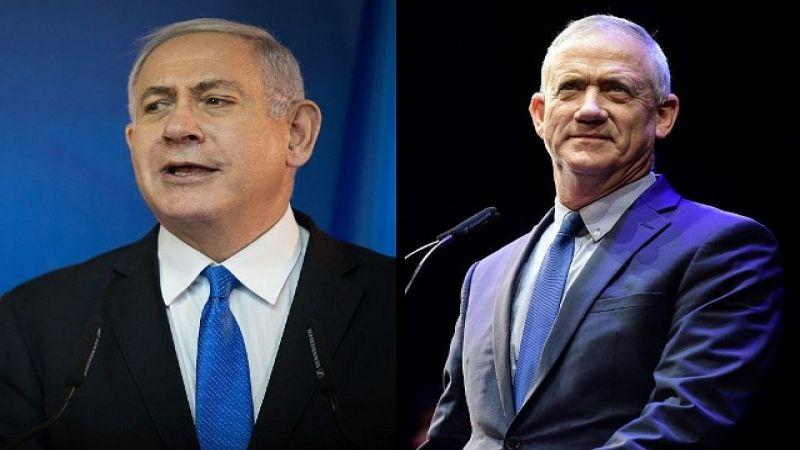 """""""ذا ماركر"""" تفضح نتنياهو: تجسّس على غانتس لمآرب انتخابية"""