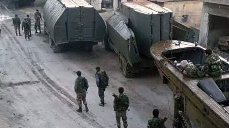 الجيش السوري قريباً في الزاوية: نحو جسر الشغور