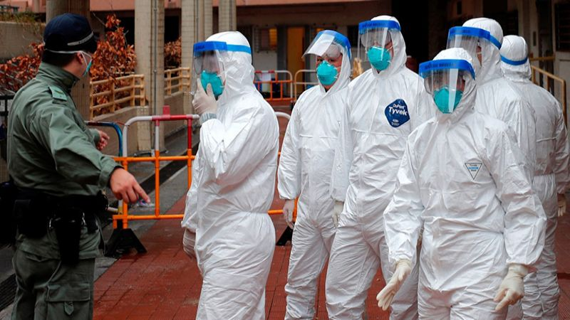 """منظمة الصحة ترفع خطورة انتشار فيروس كورونا إلى """"أعلى مستوى"""""""