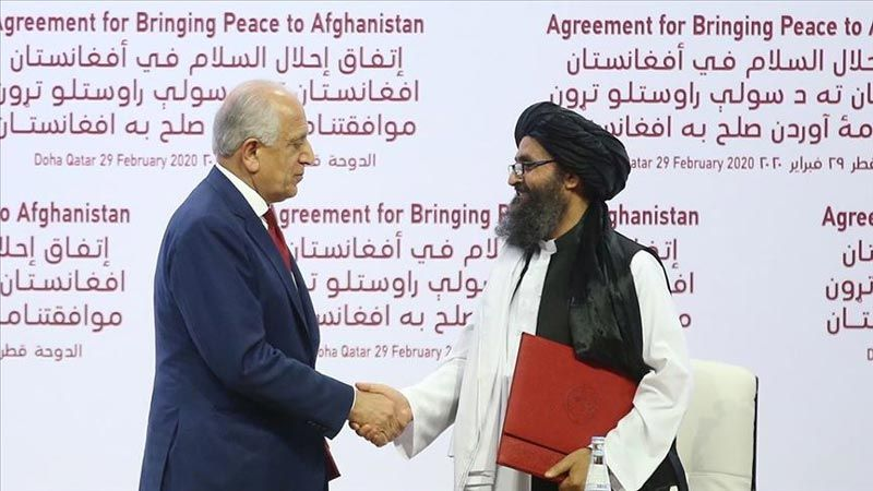 "ما وراء اتفاق ""طالبان"" وواشنطن.."