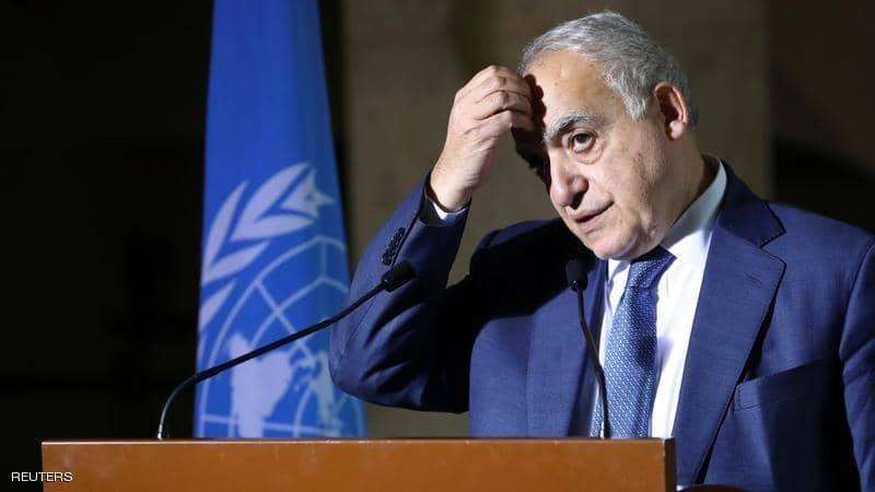 ليبيا: الرسائل الخفية لاستقالة غسان سلامة