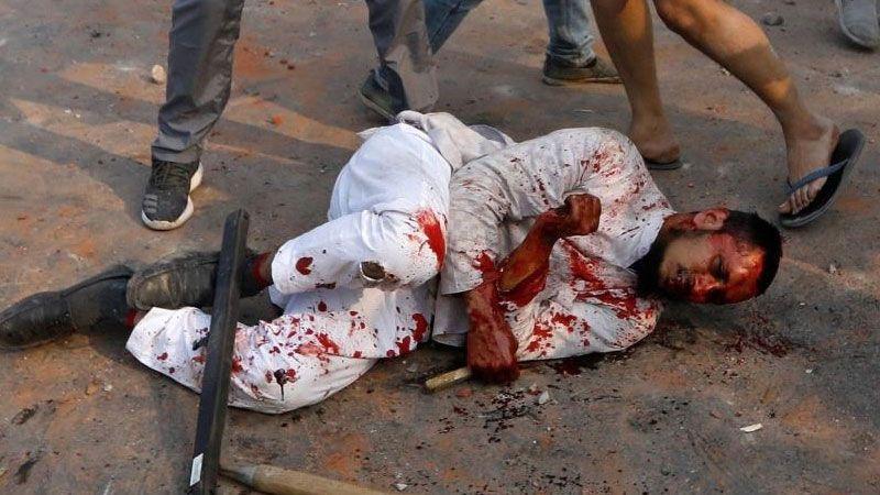 مُسلمو الهند يُقتلون وتُحرق منازلهم..