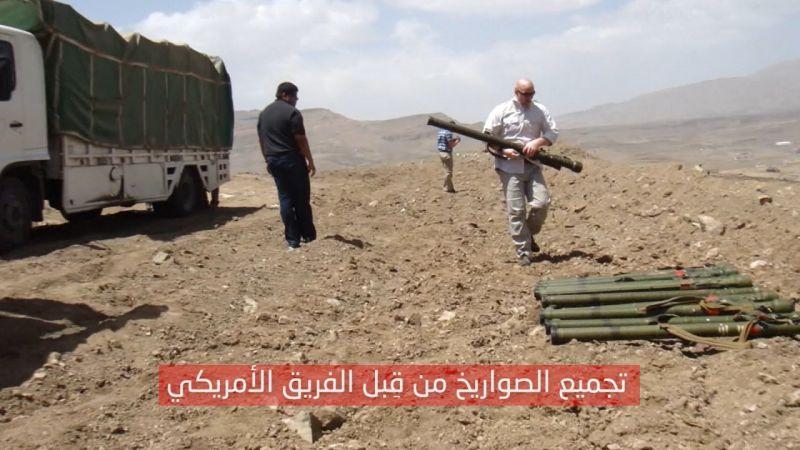 مشاهد جديدة للتدمير الأمريكي الممنهج للدفاعات الجوية اليمنية بتواطؤ النظام السابق