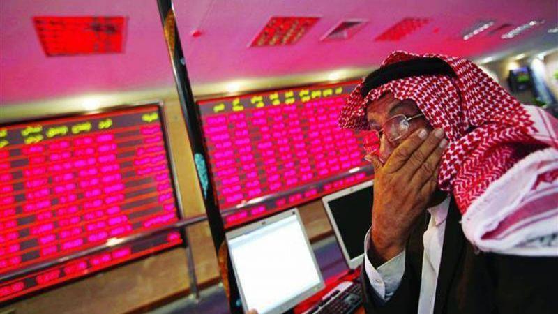 """صباح أحمر في بورصات الخليج بعد فشل اجتماع """"أوبك+"""""""