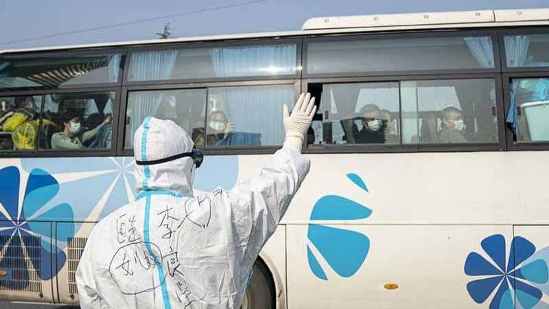 """الصين تغلق مستشفى ووهان.. خطوة على طريق دحر """"كورونا"""""""