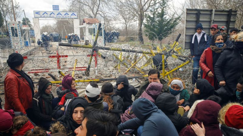 تركيا تتوصل لتفاهم مع الاتحاد الأوروبي بشأن مراجعة اتفاق الهجرة