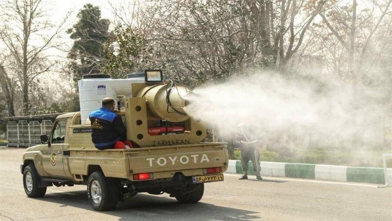 إيران .. بدء عملية إخلاء الأماكن العامة خلال 24 ساعة القادمة