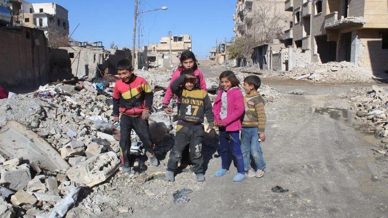 ولادة 6 ملايين طفل في سوريا منذ بداية الأزمة