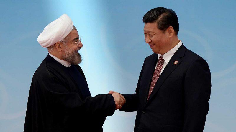 """الرئيس الصيني: سنقدّم كل الدعم لإيران في مواجهة """"كورونا"""""""