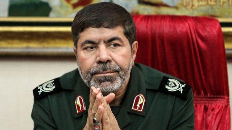 """المتحدث باسم حرس الثورة الاسلامية لـ""""العهد"""": جميع مراكز الحرس الثوري حاضرة في التصدي لكورونا"""
