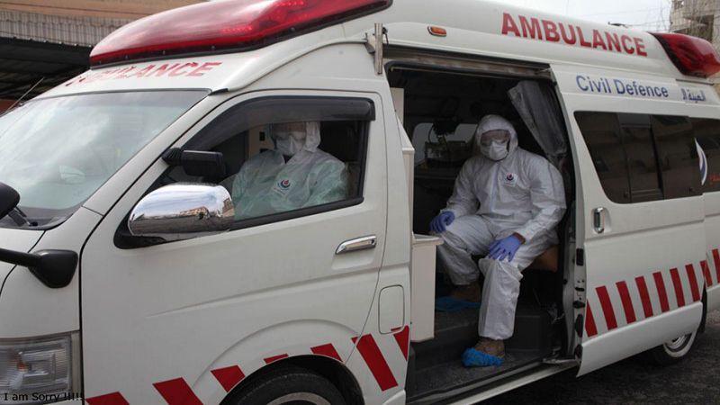 الدفاع المدني في الهيئة الصحية: جهوزيةٌ تامة وامكانياتٌ بتصرّف وزارة الصحة