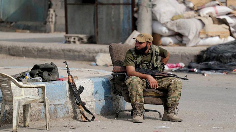 """سوريا: المسلحون يمتهنون تجارة المخدرات في مناطق """"نبع السلام"""""""