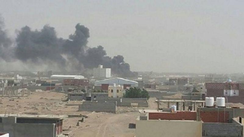 خروقات العدوان السعودي لاتفاق الحديدة متواصلة