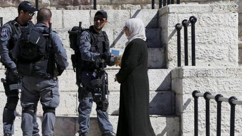 العدو سيمنع دخول المقدسيين الى القدس الغربية!