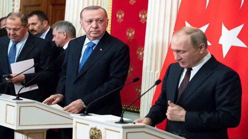 العلاقة التركية - الروسية في سوريا إلى أين؟