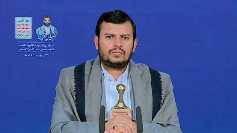 السيد الحوثي: نواصل التصدي للعدوان ونحن اليوم في موقع متقدم