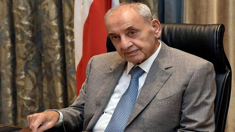 الرئيس بري يدعو اللبنانيين لالتزام منازلهم واستئناف العمل التشريعي بتقنية الفيديو