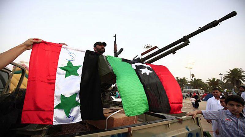 العلاقات السورية الليبية: بداية تغيير في المعادلات