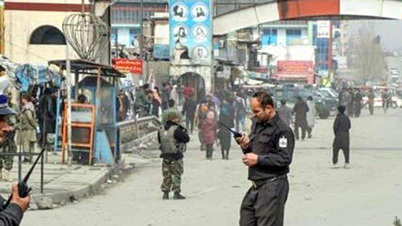 """أفغانستان: قتلى وجرحى في هجوم شنّه """"داعش"""" على معبد وسط كابول"""