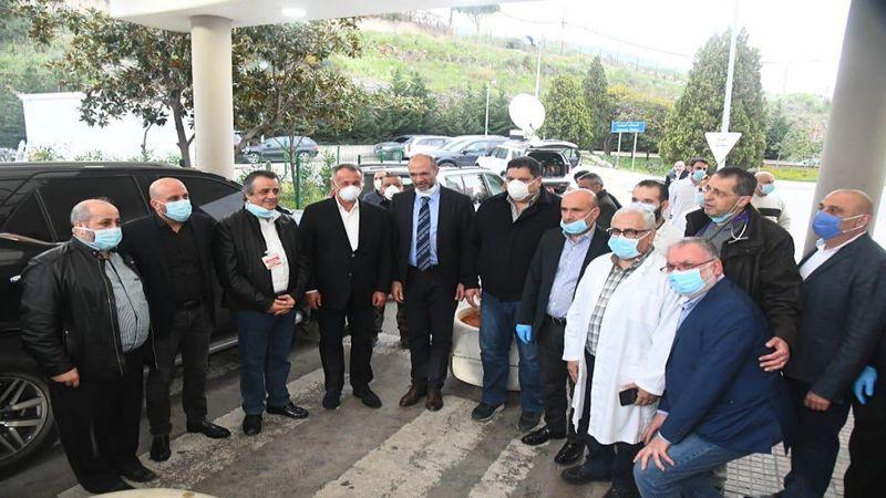 وزير الصحة: دخلنا المرحلة الثانية لتجهيز المستشفيات الحكومية في كل الأقضية والمحافظات